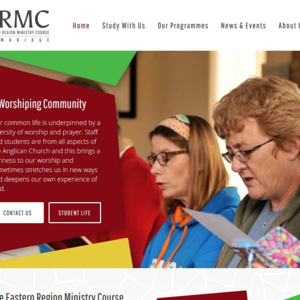ERMC launches new website and social media presence