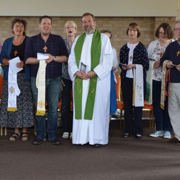 ERMC Farewells 18 Ordinands and 15 Readers in Training
