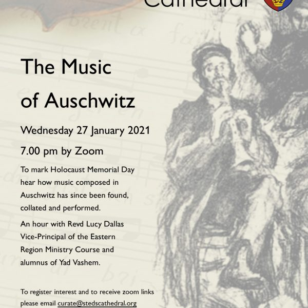 ERMC and St Edmundsbury Cathedral host Holocaust Memorial Day Event